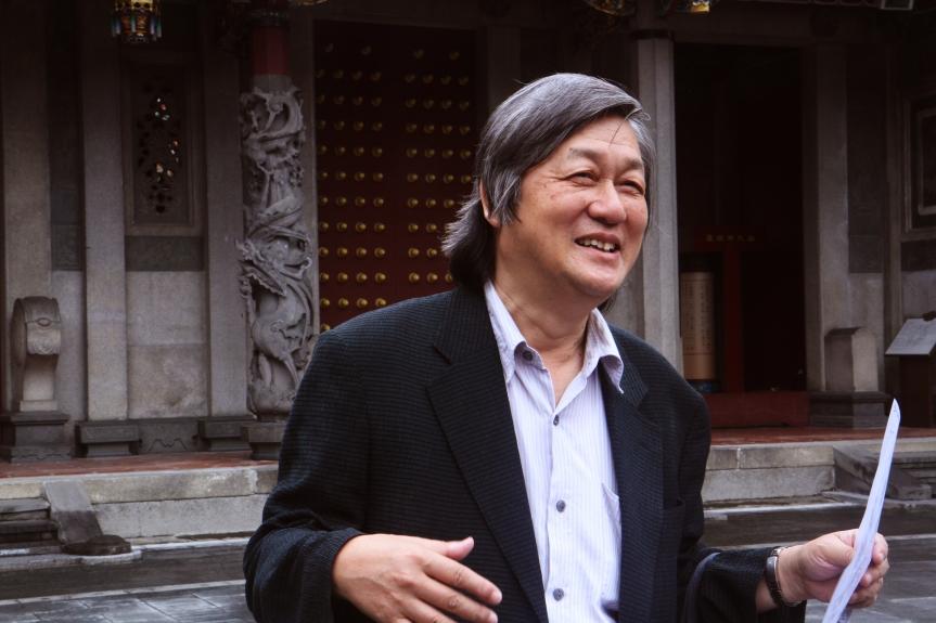 融合文化資產  建立社會歷史架構 —專訪臺藝大藝政所教授李乾朗