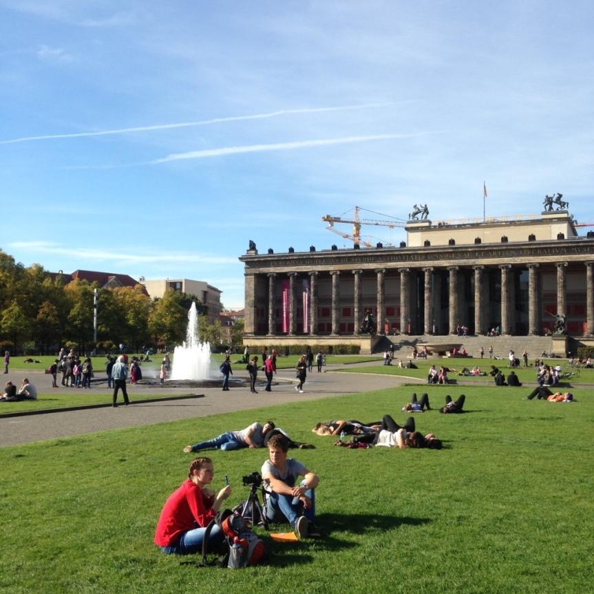 通往世界的走廊-Avenue 9:德國一路向北,從博物館出發去旅行
